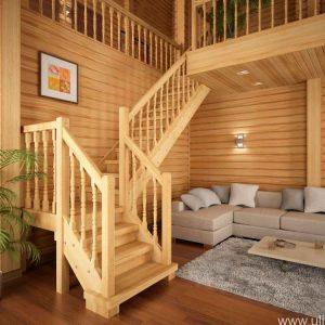 Лестницы (ступени, балясины, столбы и т.д)