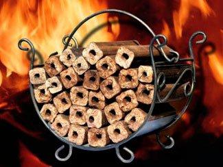 Купить топливные брикеты Pini&Key оптом и в розницу в Киеве