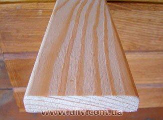 Купить притворная планка деревянная оптом и в розницу в Киеве