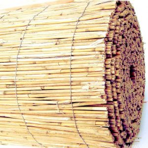 Камышовые плиты (маты)
