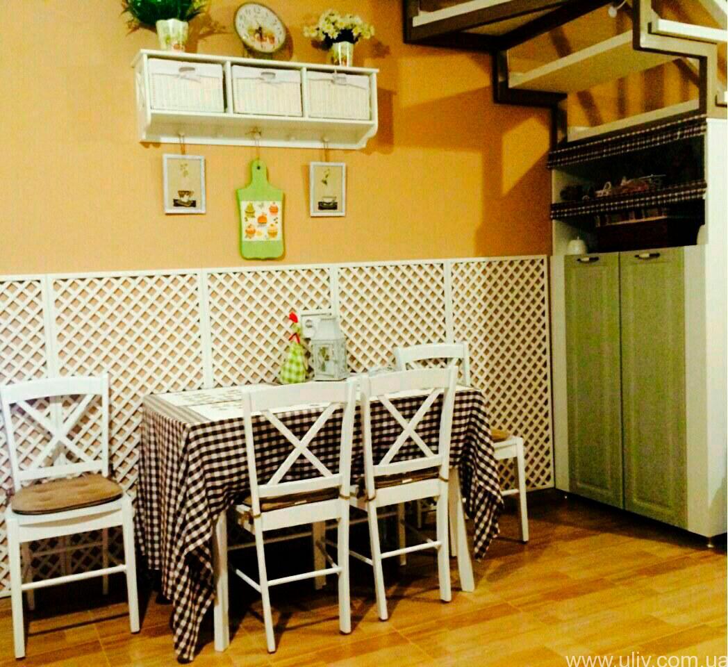 Купить декоративные решетки из дерева оптом и в розницу в Киеве