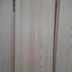 Ступень цельноламельная (<b>сосна</b>) 1с, размеры 40х300 мм