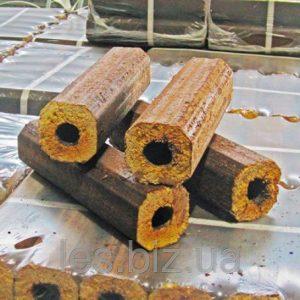 Топливные брикеты Pini & Kay упаковка 9,5-10,00 кг (плёнка)