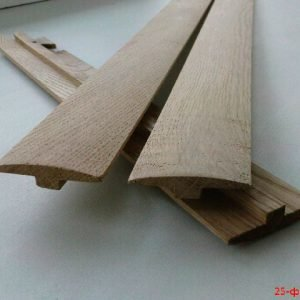 Притворная планка (<b>сосна</b>) 2с, длина 1,5-3,0 м, размеры 10х30,10х40 мм