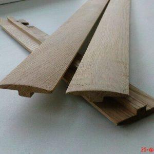Притворная планка (<b>сосна</b>) 2с, длина 1,5-3,0 м, размеры 10х30 мм