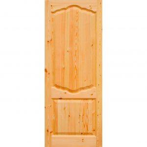 Двері із сучком