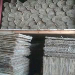 Плита декоративная тип Р камыш