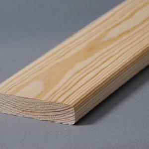 Планкен прямой (<b>сосна</b>) 3с, длина 2,0-4,0 м, размеры 15х110 мм