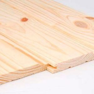 Вагонка ЕВРО (<b>сосна</b>) 1с, длина 2,0-3,0 м, размеры 13х65 мм