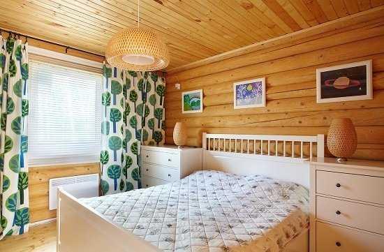 Купить блок хаус деревянный